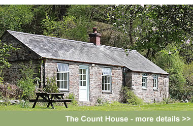 The Count House self catering cottage